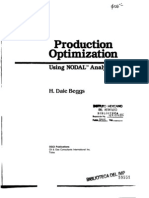 Production Optimization Using Nodal Analysis - Beggs