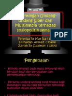 undang-undang siber