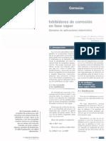Inhibidor de Corrosion Fase Vapor
