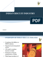 Report on the Biscuit Industry_1