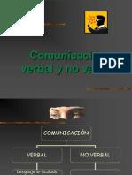 Presentacion Comunicacion Verbal Noverbal