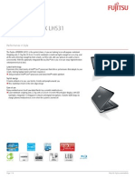 Ds Lifebook Lh531