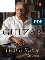 Half a Rupee Stories - Gulzar