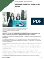 Acusan a Monjas de Desviar Donativos; Compran Un Auto y Viajan a Acapulco