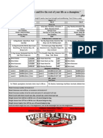 Wrestling GPP