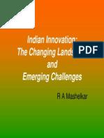 Indian Innovation Mashelkar Sep2008