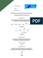 Principales Familias Químicas del Capítulo 29 del Sistema Armonizado