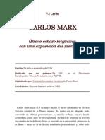 1 Lenin Carlos Marx