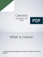 Cancers Sum 2009
