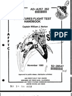 USAF Structures Flight Test Handbook