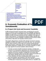 Project Manageemnt - Economic Evaluation