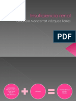 insuficiencia renal