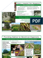 Organic Integrated pest management