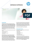 Hp ATA Connected Devices