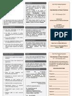 STTP Brochure 2013
