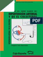 Hipertension Arterial Del Colesterol
