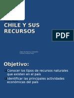 Chile y Sus Recursos