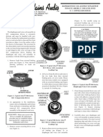 Driver Diaphragm Replacement