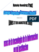 presentacion SENA