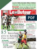 LE BUTEUR PDF du 23/08/2009