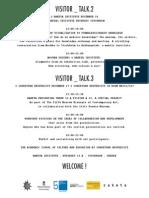 Raketa Flyer Visitor_Talks (16-17 December 2013)