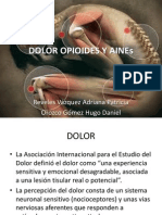 DOLOR OPIOIDES Y AINEs.pptx