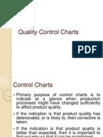 Control Charts - MBA