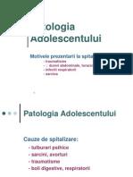 c28 Patologia Adolescentului