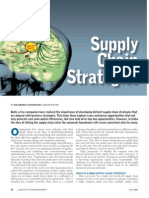 SC Strategy and Outsourcing Strategy
