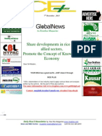 7th December,2013 Daily Global Rice E-Newsletter by Riceplus Magazine-InTERNATIONAL