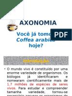 Introdução à Taxonomia