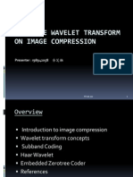 FINAL_Discrete Wavelet Transform on Image Compression