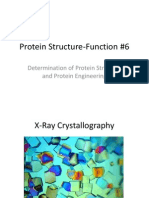 Lecture 6 - Protein Structure-Function 6