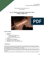 Documentation Electric WS 12.13 Soeren Wellhoefer