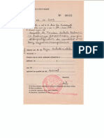 2013/11/04 - Requête en disqualification - Andrianjo dit Zo Razanamasy/Me Rija Rakotomalala