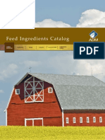 ADM Feed Ingredients Catalog