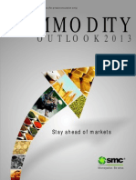 Commodity Outlook 2013
