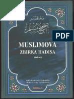 Muslimova Zbirka Hadisa Knjiga 3