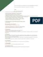 clasificare antibiotice