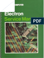 Acorn Electron Service Manual