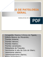 REVISÃO DE PATOLOGIA GERAL