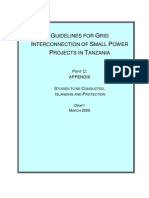 Guidelines for Grid Interconnection - Part C