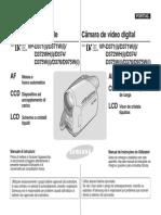 SamsungVPD371 Manual