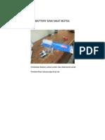 Battery Dan Sikat Botol