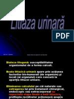 Litiaza Urinara