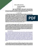 VARIOUS - Villanueva Midterm Exam Corporation Law (Villanueva)