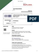 Explara _ Registrations