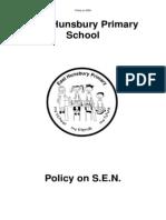 SEN.policy