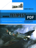 (Warpaint Series No.55) Hawker Tempest Mks. II to VI