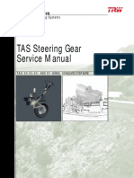 TRW Steering Box Service Manual